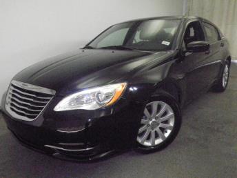 2012 Chrysler 200 - 1320008507