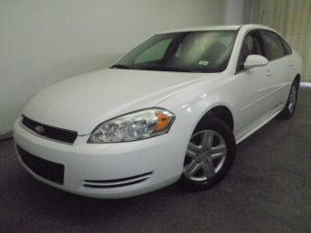 2011 Chevrolet Impala - 1320008549