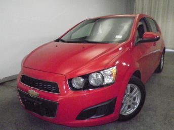 2013 Chevrolet Sonic - 1320008578