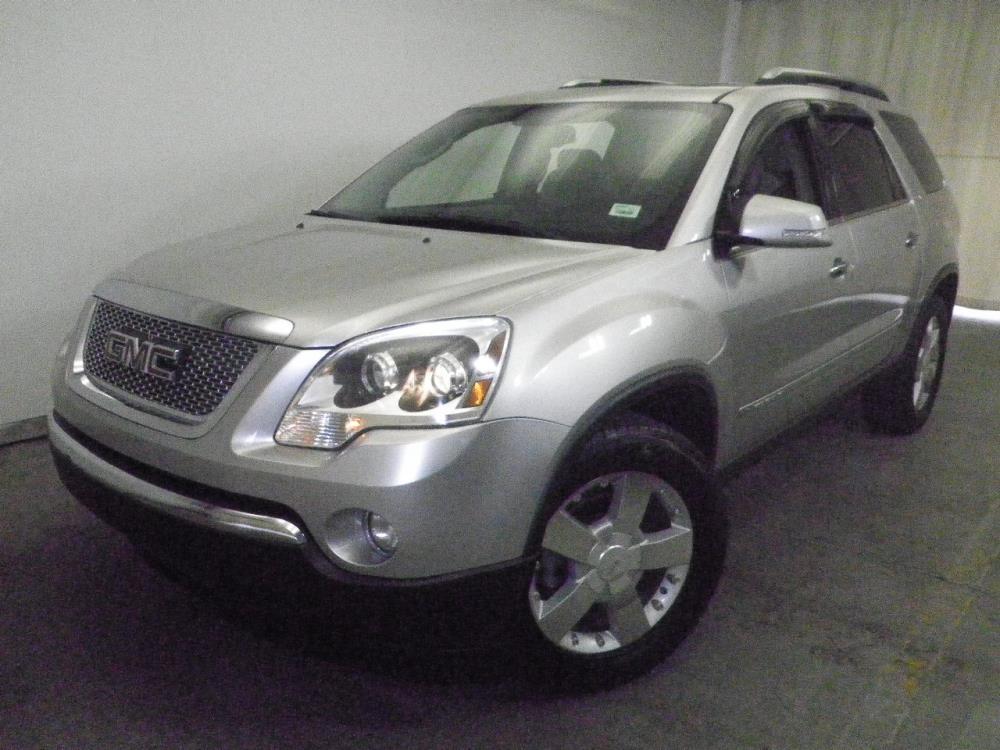 2007 GMC Acadia - 1320008624