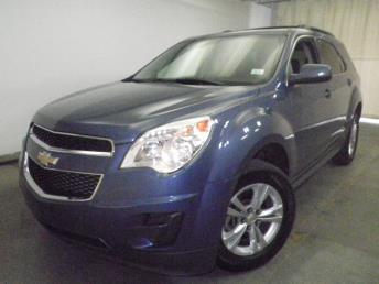 2011 Chevrolet Equinox - 1320008652