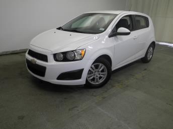 2012 Chevrolet Sonic - 1320008822