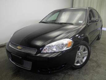 2012 Chevrolet Impala - 1320009000