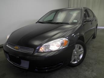 2012 Chevrolet Impala - 1320009043