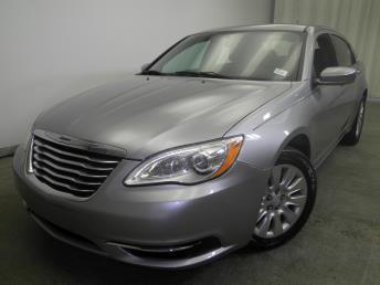 2014 Chrysler 200 - 1320009061