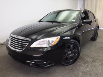 2012 Chrysler 200 - 1320009104