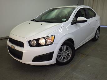 2012 Chevrolet Sonic - 1320009112