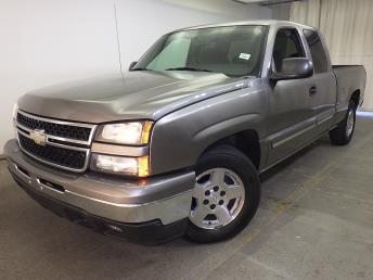 2007 Chevrolet Silverado 1500 - 1320009117