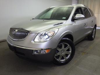 2008 Buick Enclave - 1320009130