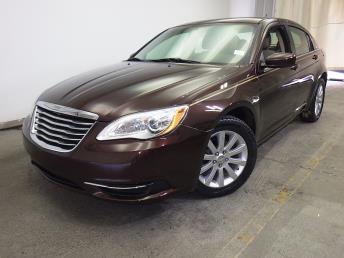 2013 Chrysler 200 - 1320009139
