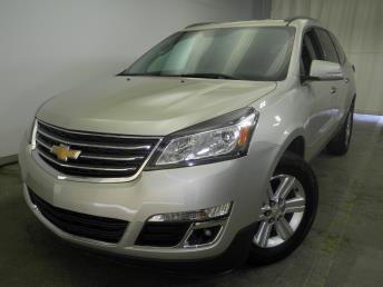 2013 Chevrolet Traverse - 1320009177