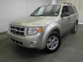 2011 Ford Escape - 1320009178