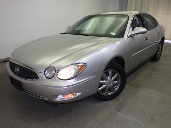 2007 Buick LaCrosse - 1320009274