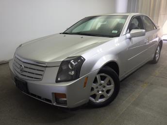 2007 Cadillac CTS - 1320009294