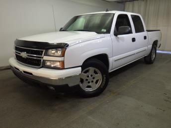 2006 Chevrolet Silverado 1500 - 1320009321