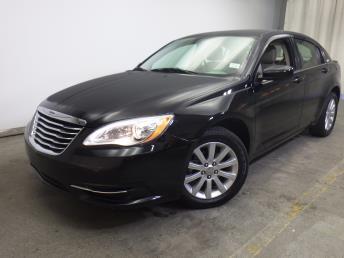 2013 Chrysler 200 - 1320009323