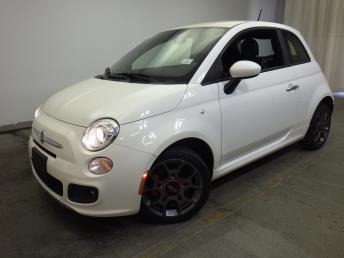 2012 FIAT 500 - 1320009398