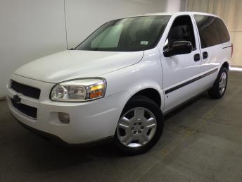 2008 Chevrolet Uplander - 1320009459
