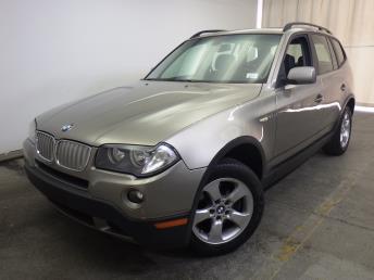 2008 BMW X3 - 1320009590