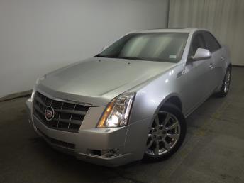 2009 Cadillac CTS - 1320009867