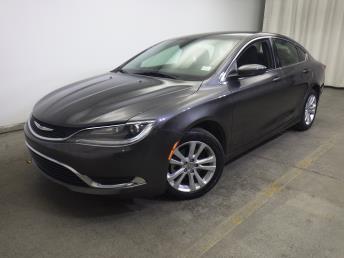 2015 Chrysler 200 - 1320009938