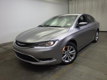 2015 Chrysler 200 - 1320010112