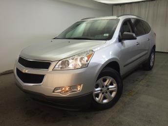 2011 Chevrolet Traverse - 1320010219