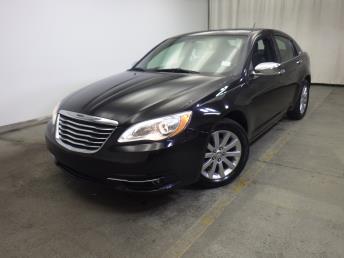2013 Chrysler 200 - 1320010228