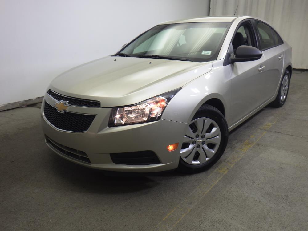 2014 Chevrolet Cruze for sale in Pensacola | 1320010282 ...
