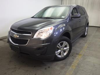 2011 Chevrolet Equinox - 1320010421