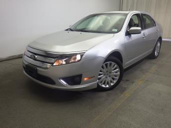 2011 Ford Fusion Hybrid - 1320010423