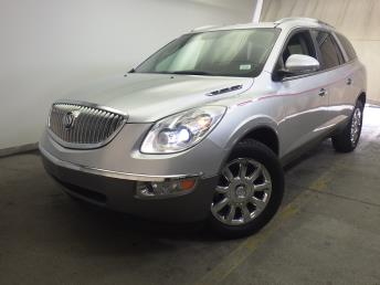 2011 Buick Enclave - 1320010467