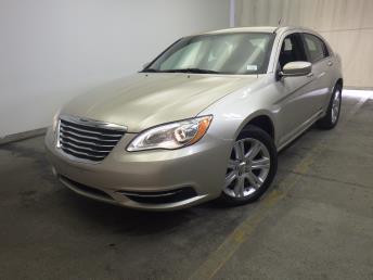 2013 Chrysler 200 - 1320010493