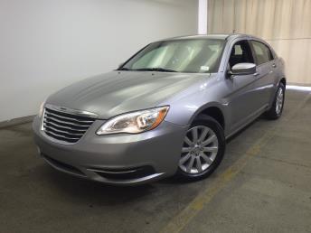 2014 Chrysler 200 - 1320010502