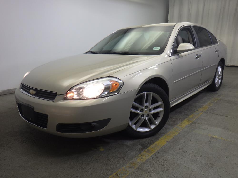 2010 Chevrolet Impala - 1320010548