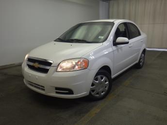 2010 Chevrolet Aveo - 1320010572