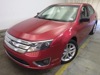 2011 Ford Fusion - 1320010951