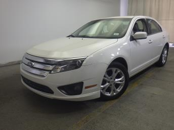 2012 Ford Fusion - 1320010984