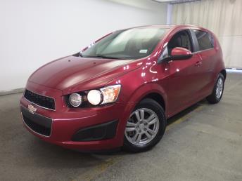 2014 Chevrolet Sonic - 1320011120