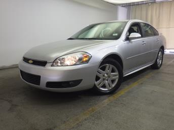 2011 Chevrolet Impala - 1320011180
