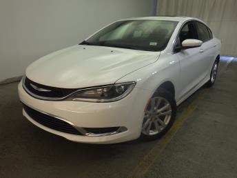 2015 Chrysler 200 - 1320011196