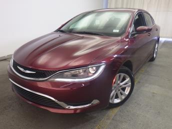 2015 Chrysler 200 - 1320011197