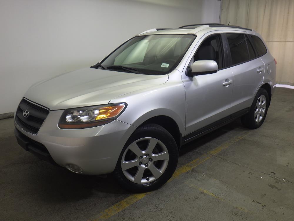 2007 Hyundai Santa Fe - 1320011408