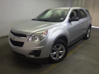 2012 Chevrolet Equinox - 1320011416