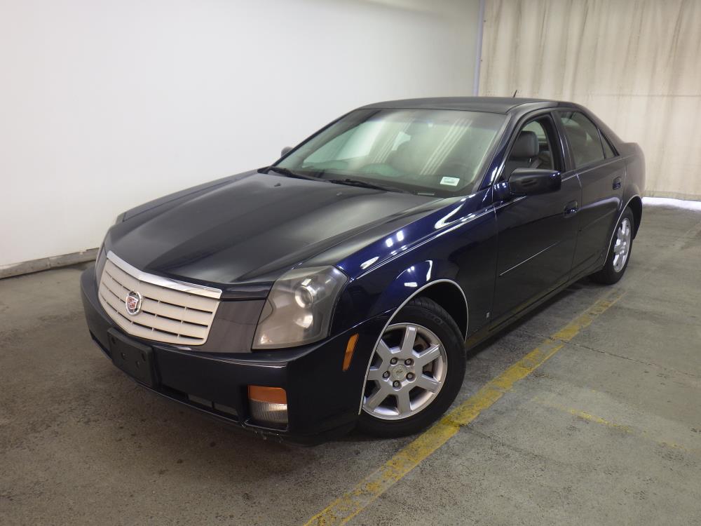 2007 Cadillac CTS - 1320011481