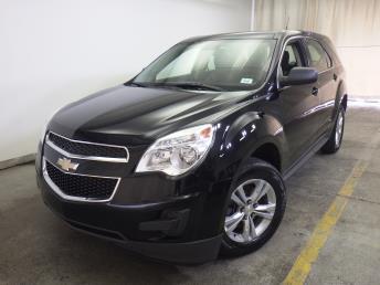2013 Chevrolet Equinox - 1320011516