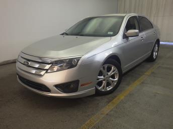 2012 Ford Fusion - 1320011582
