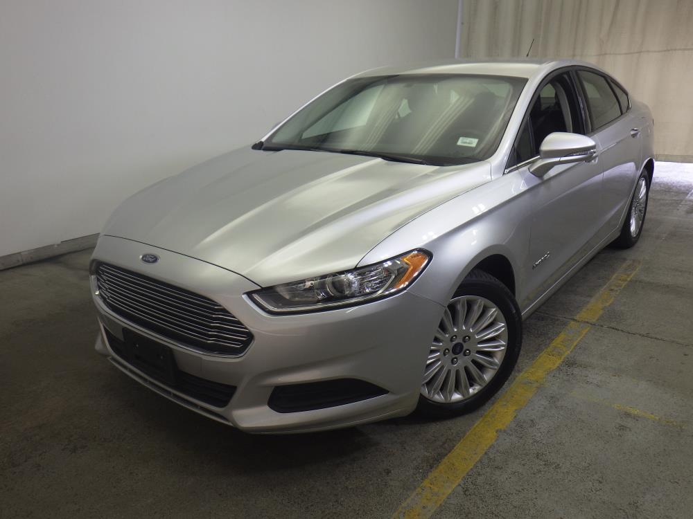 2016 ford fusion se hybrid for sale in pensacola. Black Bedroom Furniture Sets. Home Design Ideas