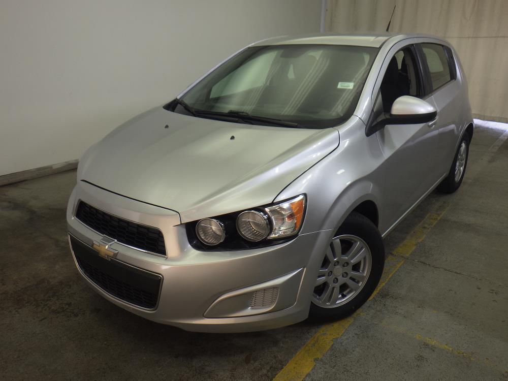 2013 Chevrolet Sonic LT - 1320011800