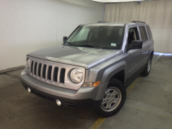 2016 Jeep Patriot Sport - 1320011865